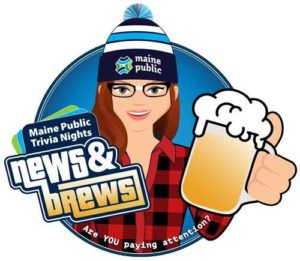 Maine Public Trivia Night at Liquid Riot