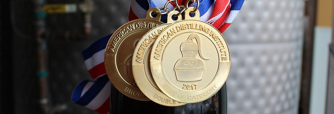 Fernet Michaud Medals 2017