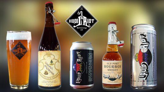 Liquid Riot Beers and Spirits