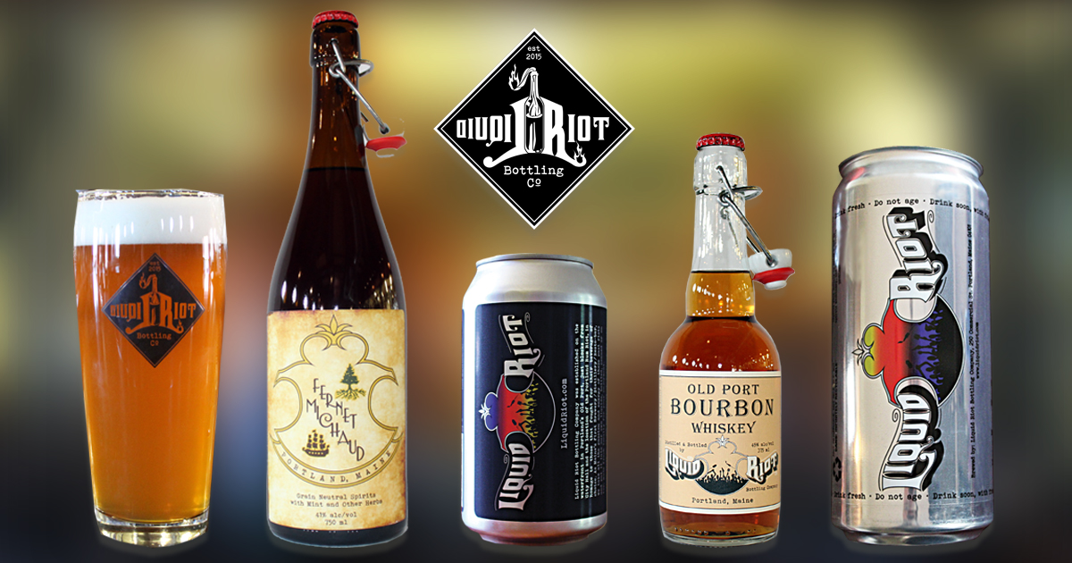 Liquid Riot Beers and Spirits