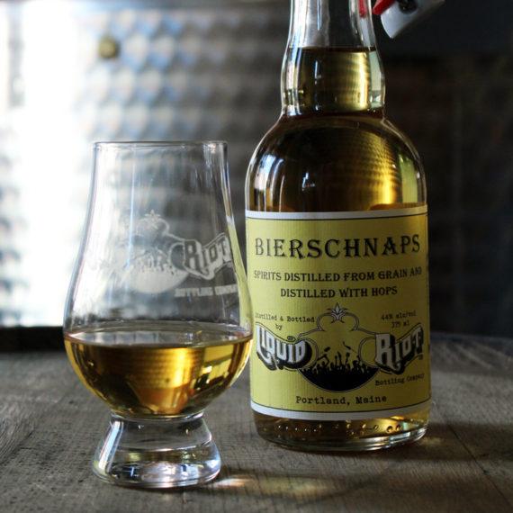 Liquid Riot Bierschnaps