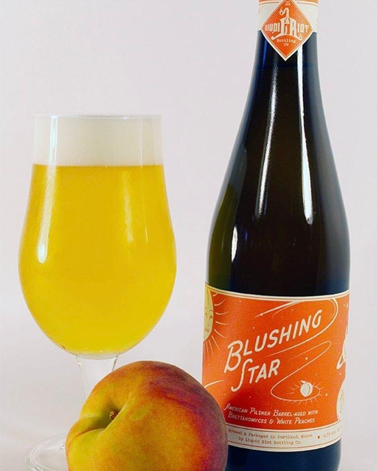 Liquid Riot – Blushing Star – World Beer Cup Winner 2016