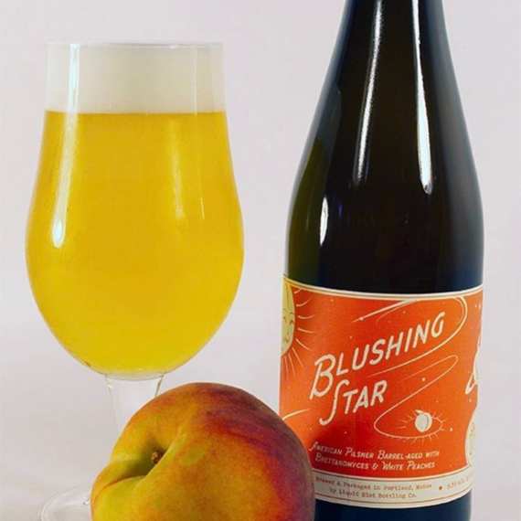 Liquid Riot – Blushing Star – World Beer Cup Winner 2016