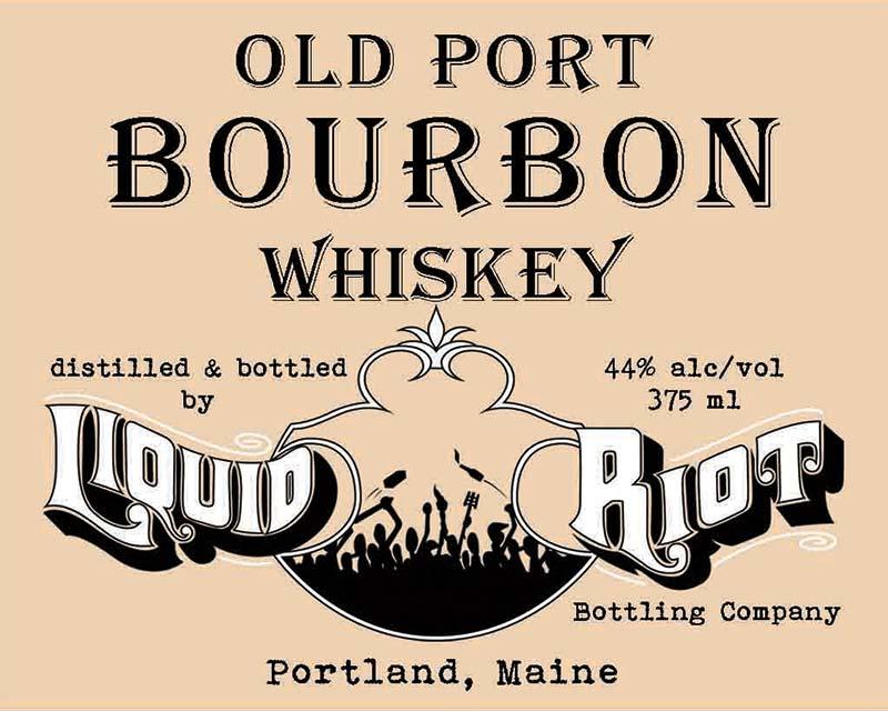 Old Port Bourbon Whiskey