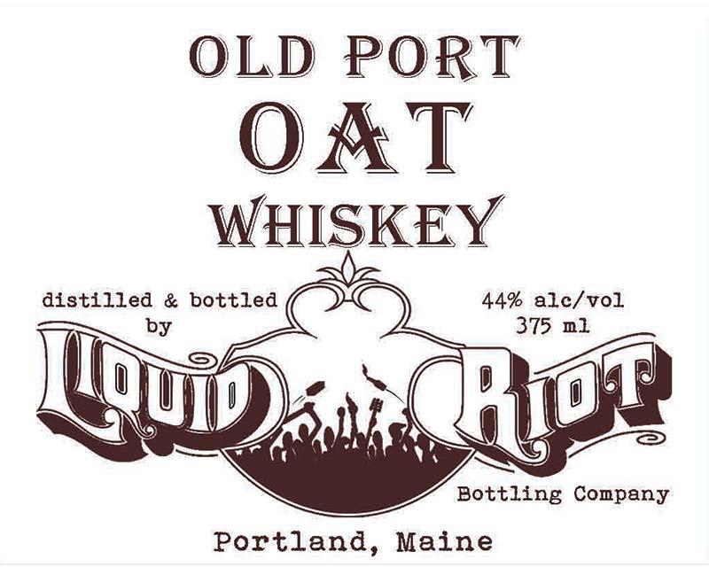 Old Port Oat Whiskey