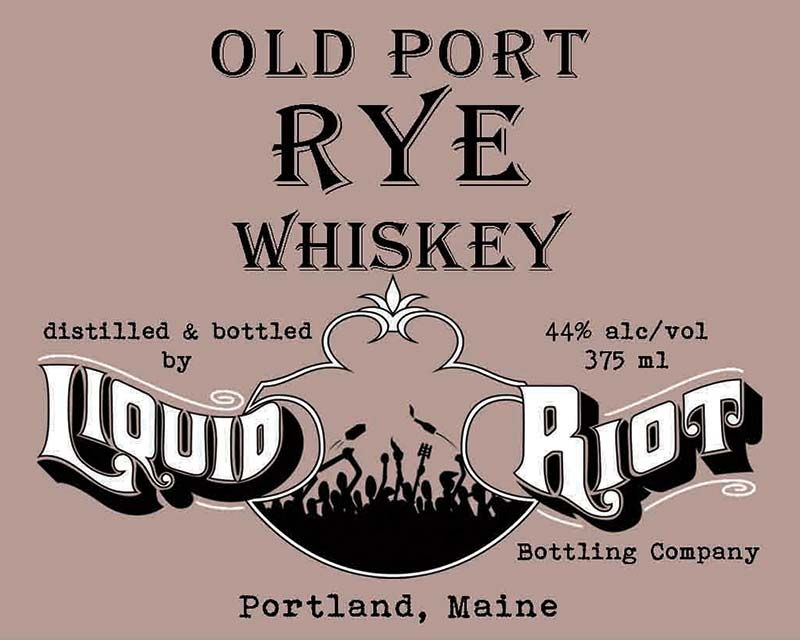 Old Port Rye Whiskey