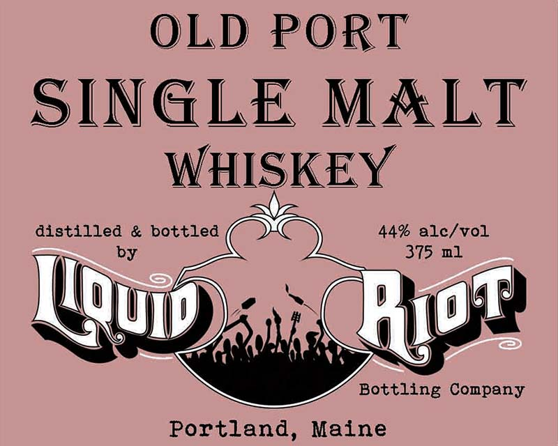 Old Port Single Malt Whiskey