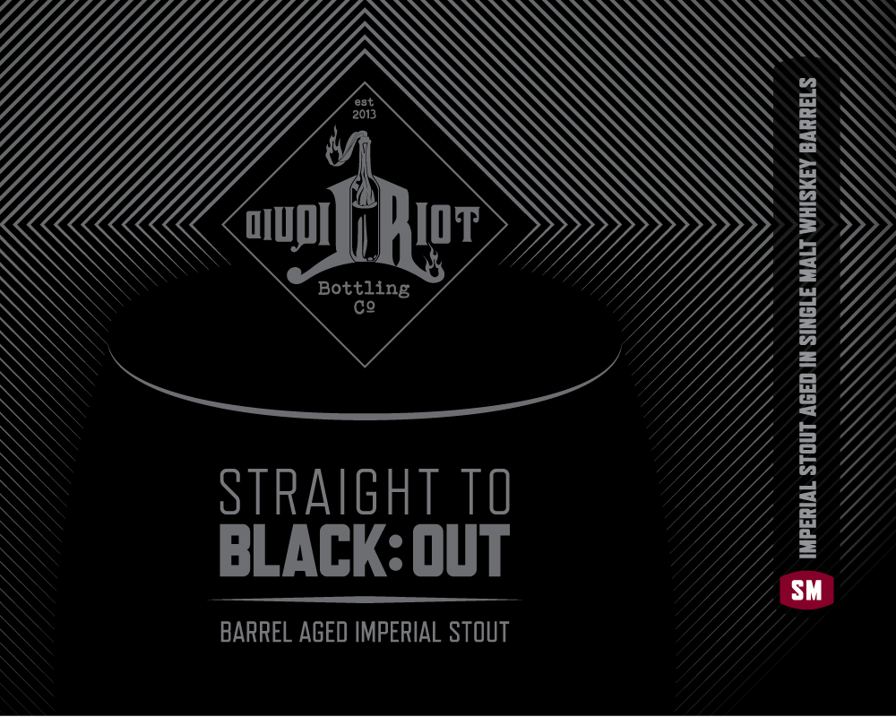 Liquid Riot – Straight to Black:Out