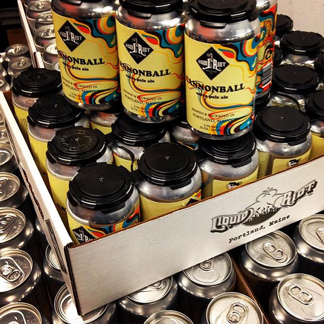 Cannonball Extra Pale Ale