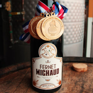 Liquid Riot – Fernet Michaud 2017 Medals