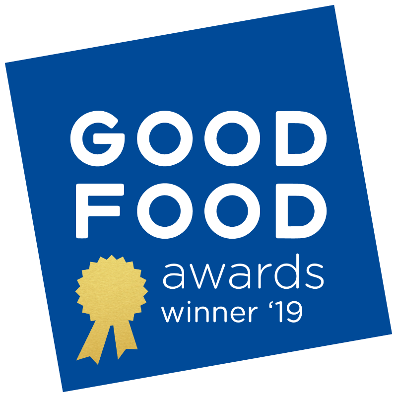 Good Food Awards 2019 Winner