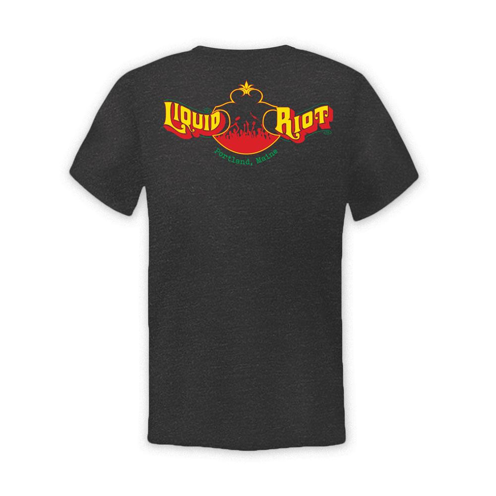 Liquid Riot Bike T-Shirt