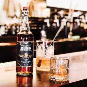 Liquid Riot – Old Port Straight Bourbon Whiskey