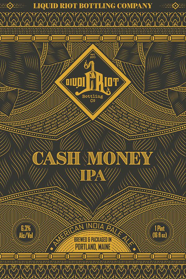 Liquid Riot – Cash Money IPA