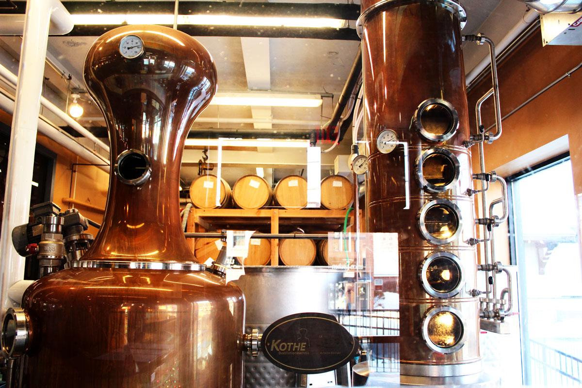 Liquid Riot Distillery