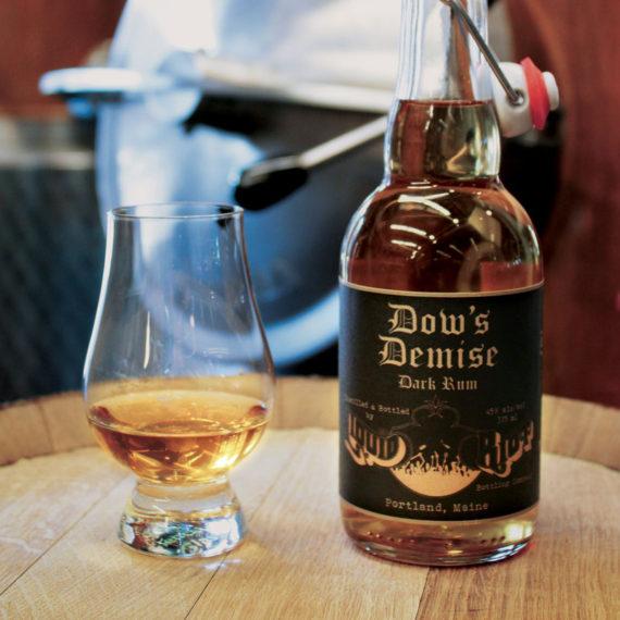 Liquid Riot – Dow's Demise Dark Rum