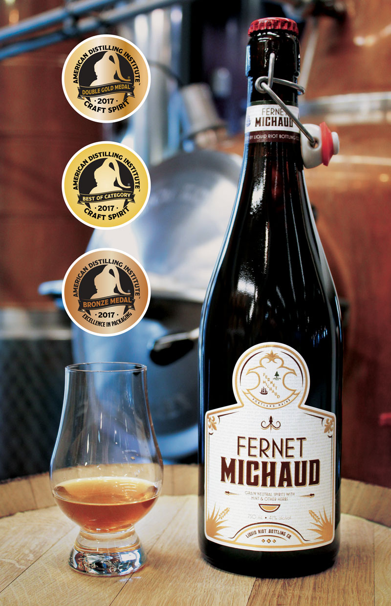 Liquid Riot Fernet Michaud – ADI Awards