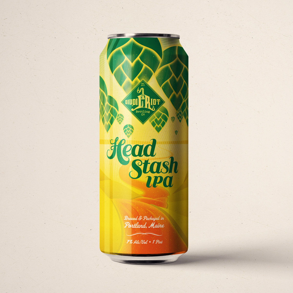 Liquid Riot – Head Stash IPA