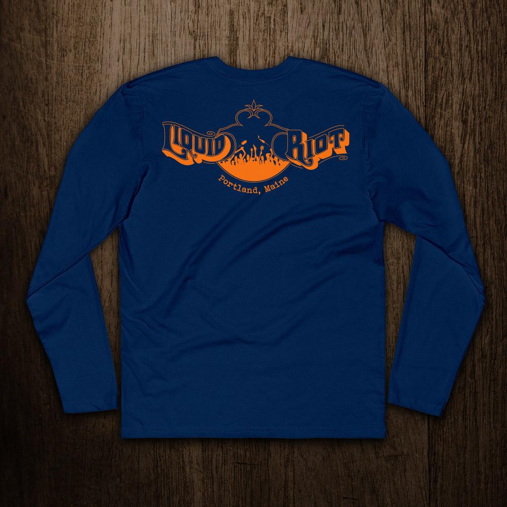 Liquid Riot Long-Sleeve Shirt