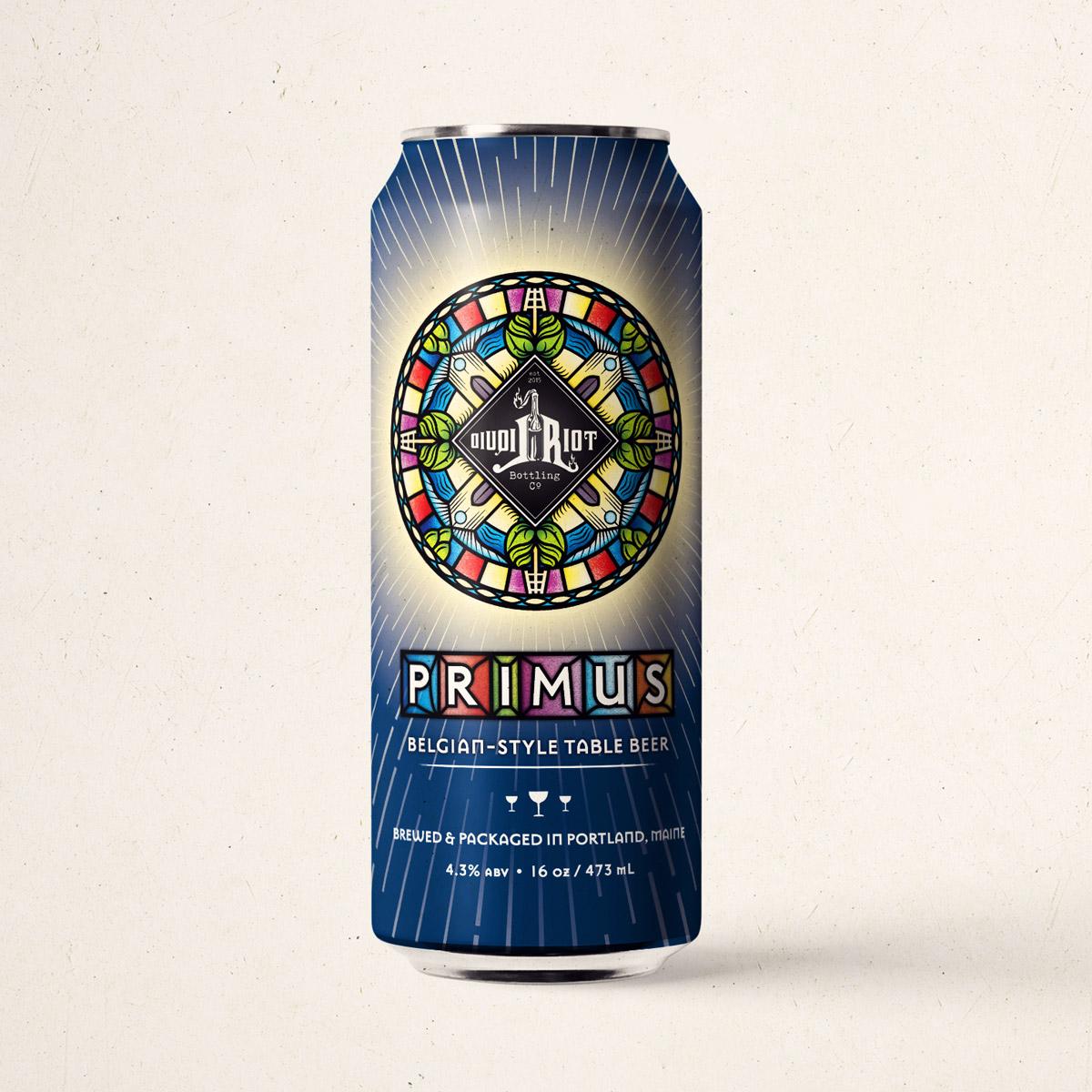 Liquid Riot – Primus