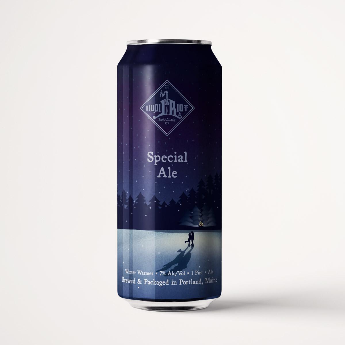 Liquid Riot – Special Ale