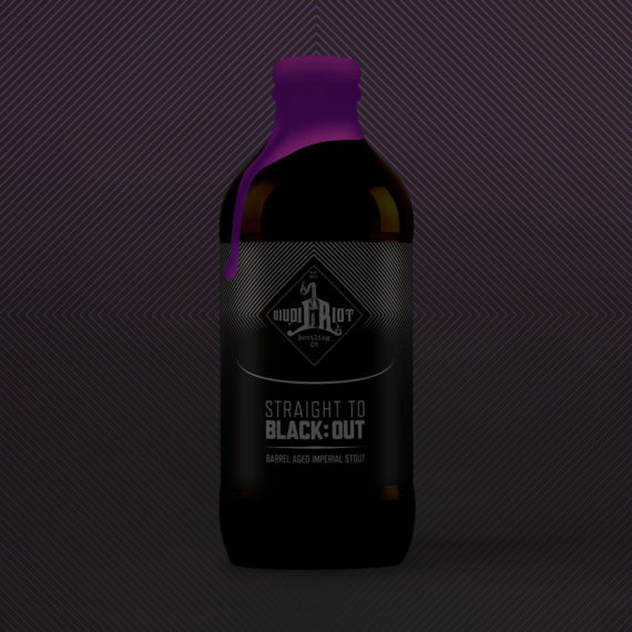 Liquid Riot – Straight to Black:Out – Port