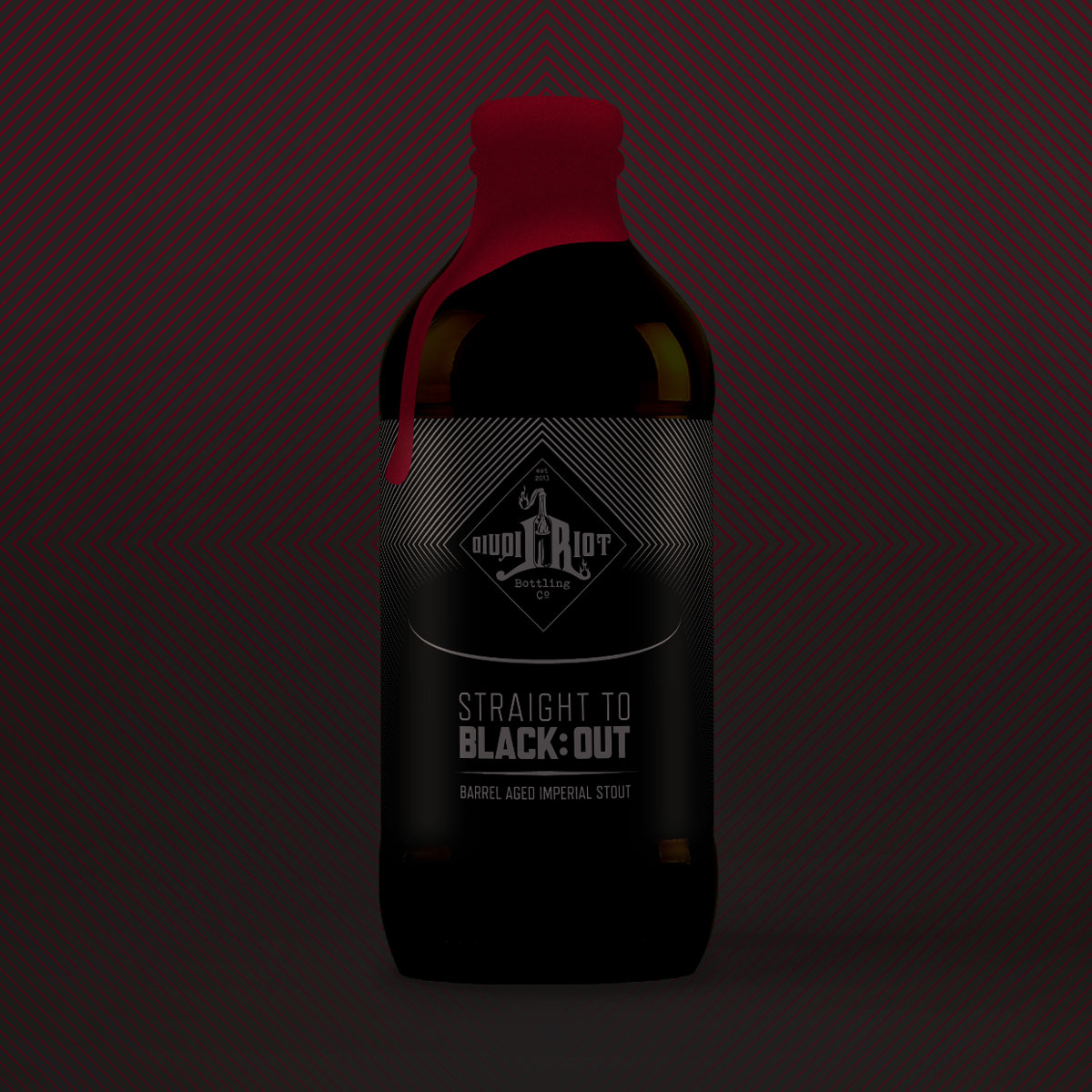 Liquid Riot – Straight to Black:Out – Single Malt