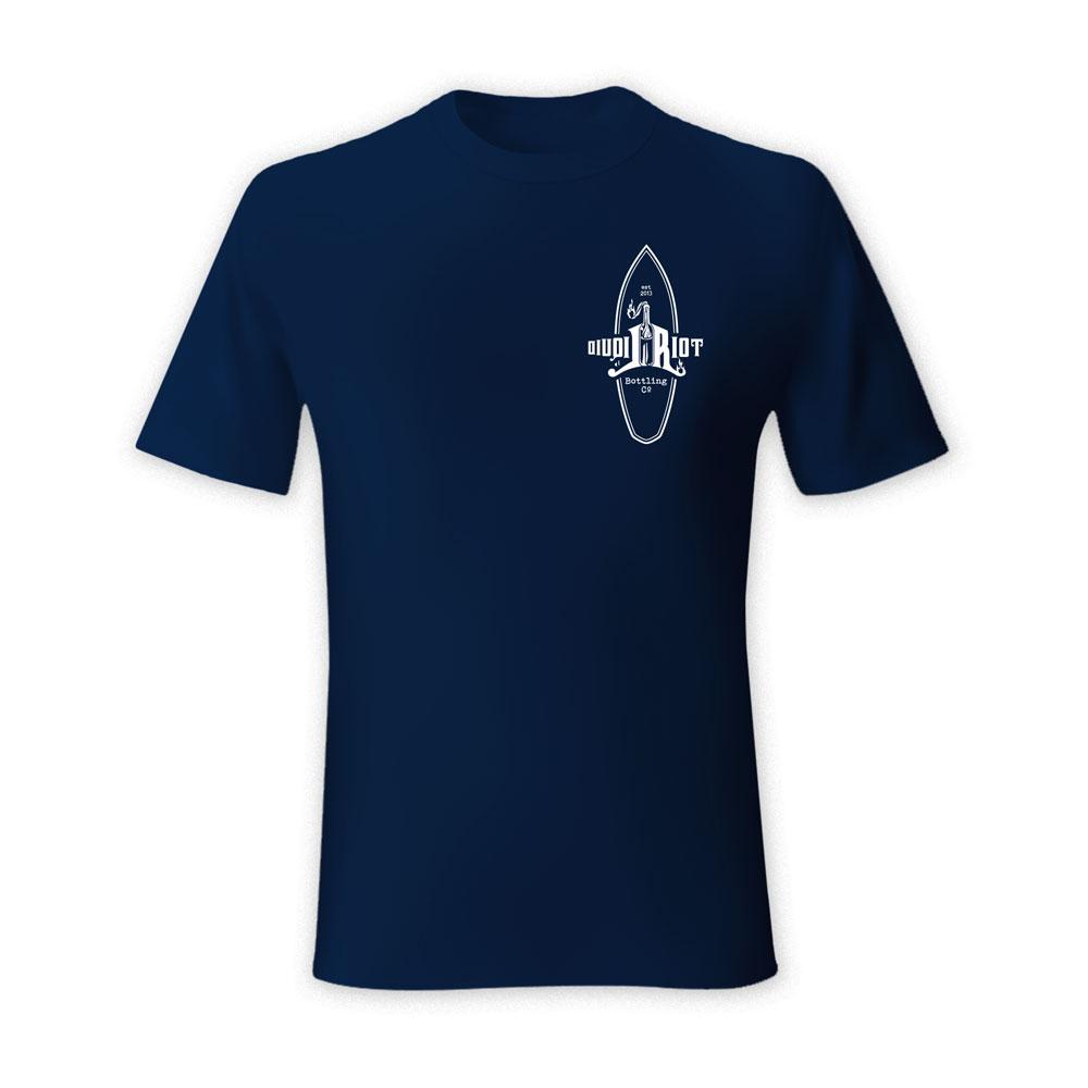 Liquid Riot Surf T-Shirt