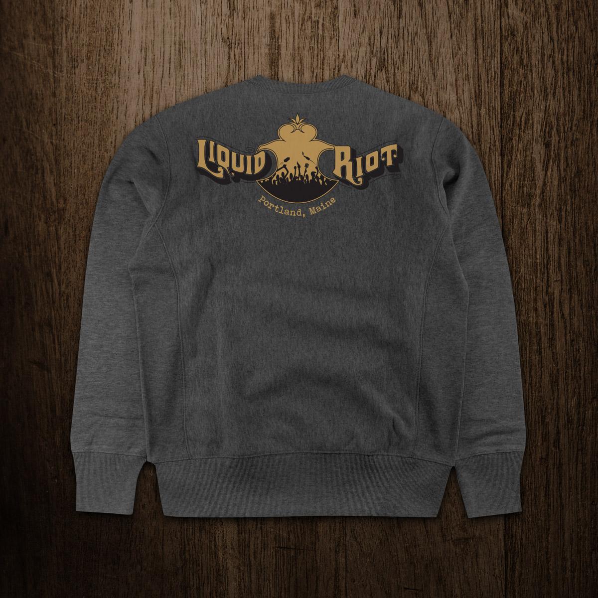 Liquid Riot Sweatshirt