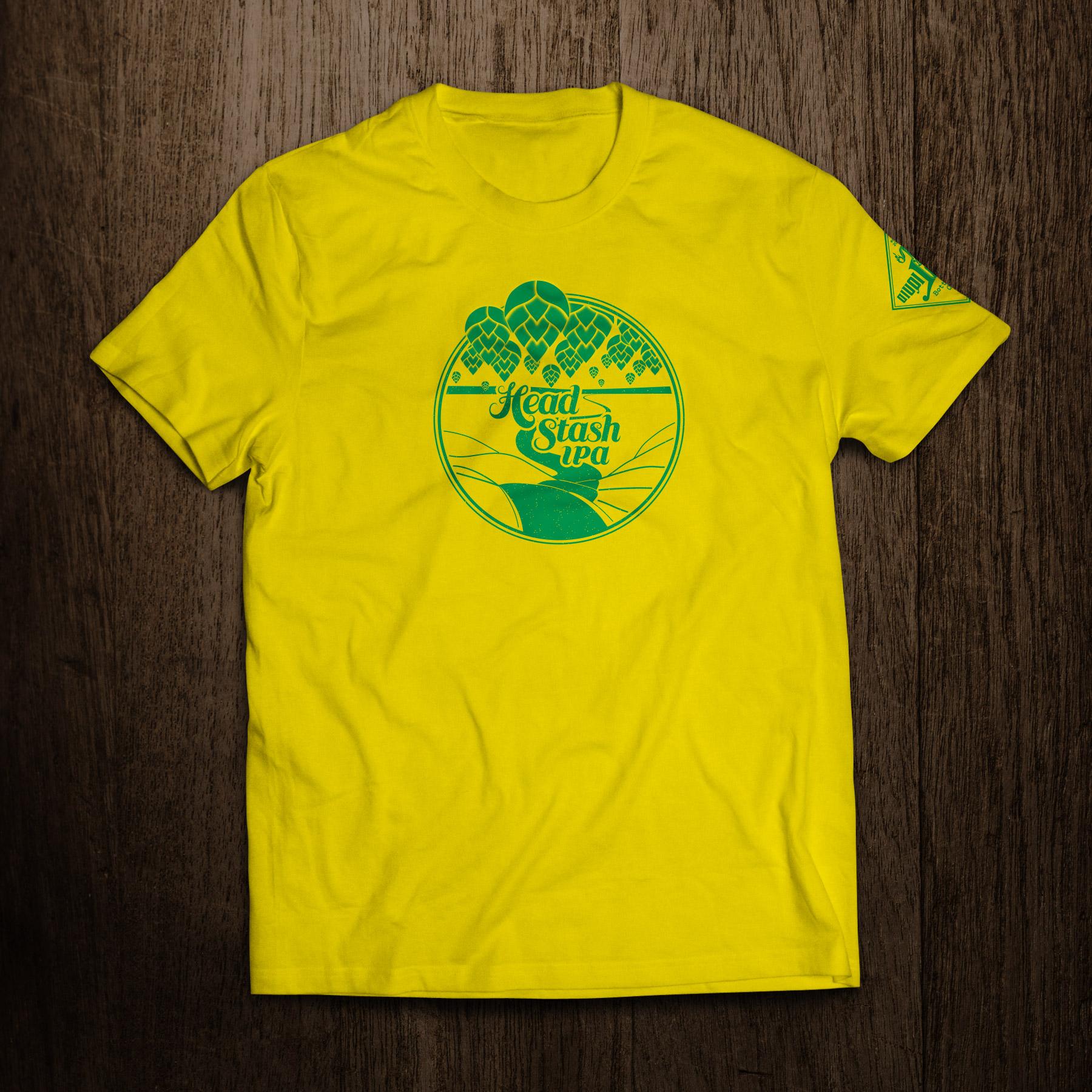 Liquid Riot Head Stash T-shirt