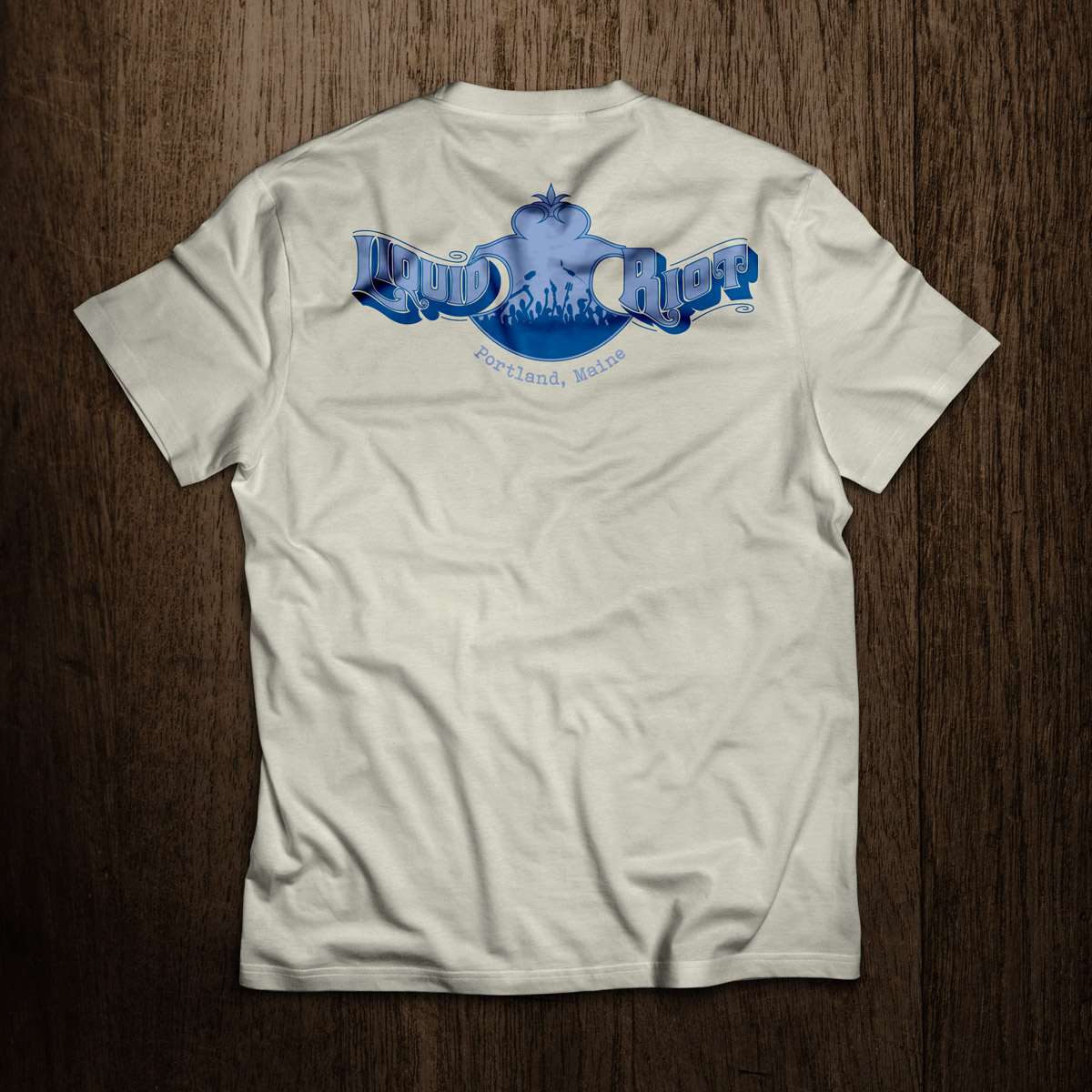 Liquid Riot Herbie T-shirt