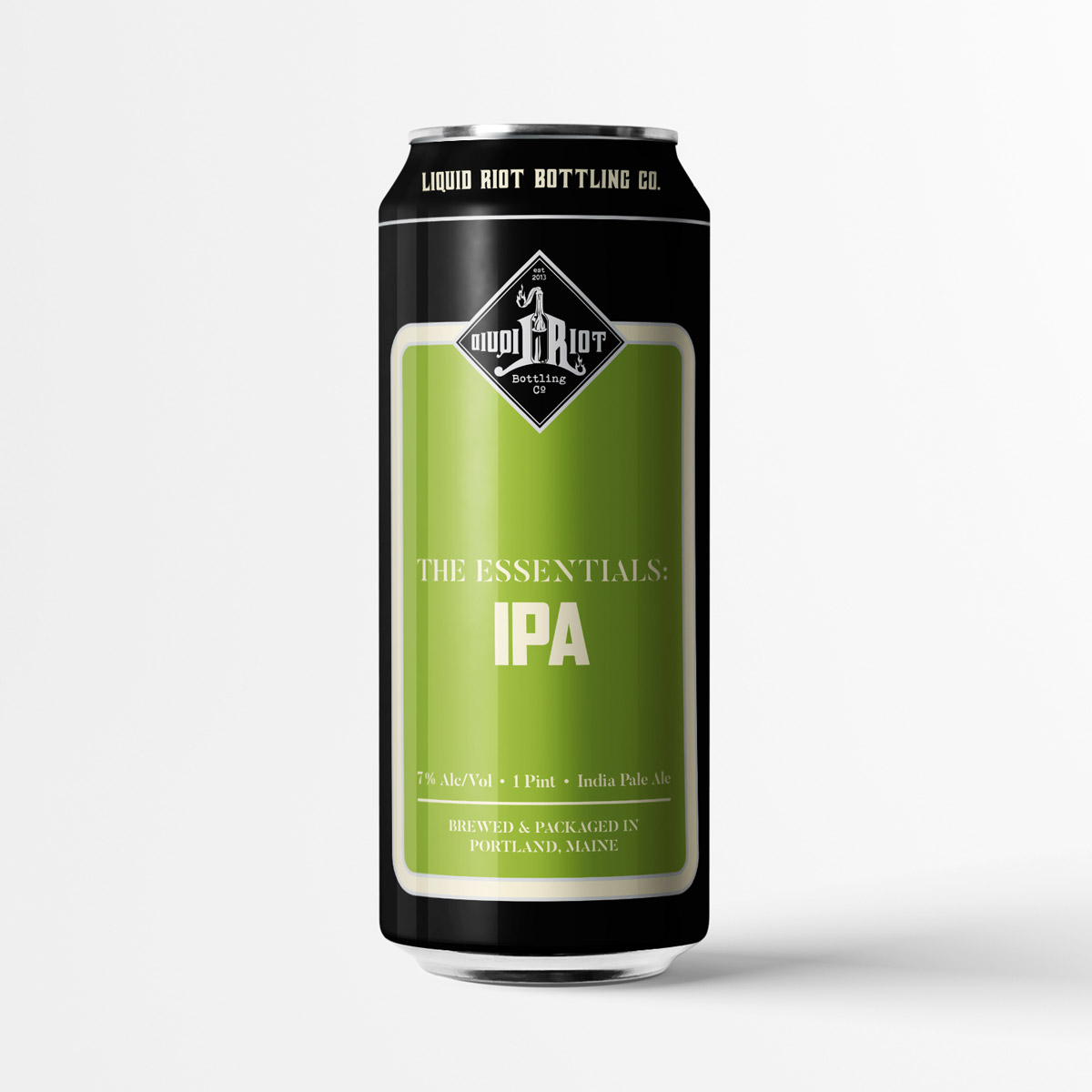 Liquid Riot – The Essentials: IPA