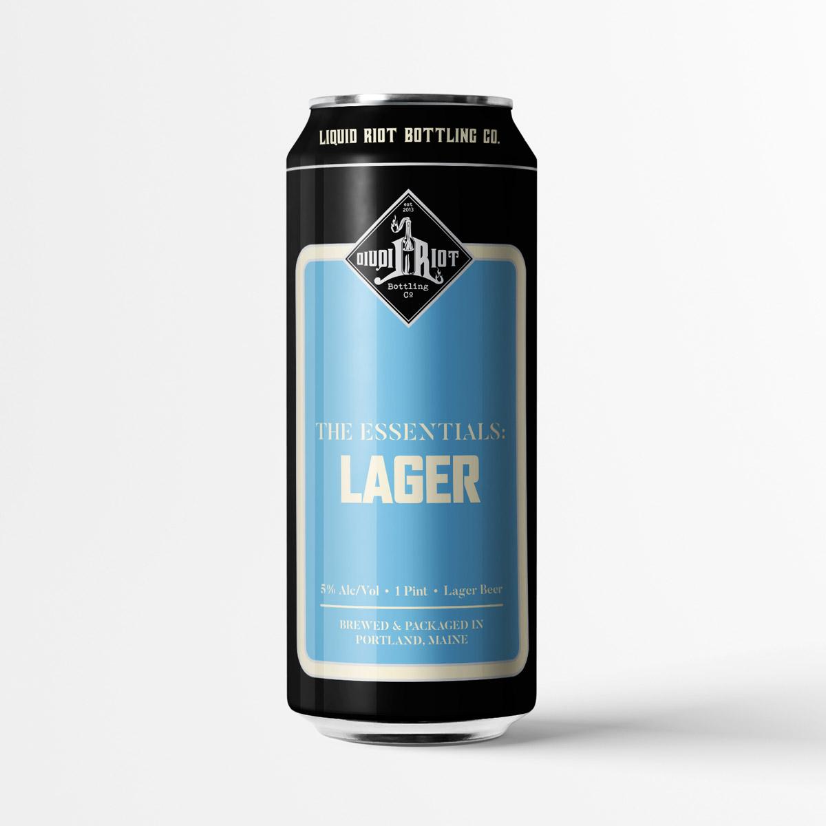 Liquid Riot – The Essentials: Lager