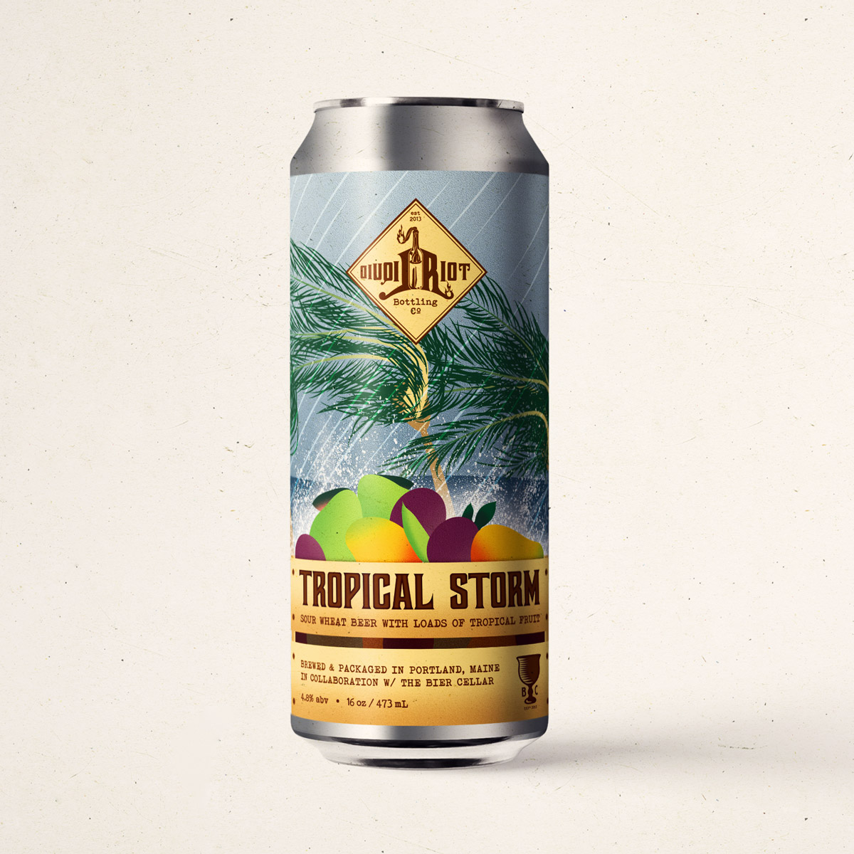 Liquid Riot – Tropical Storm