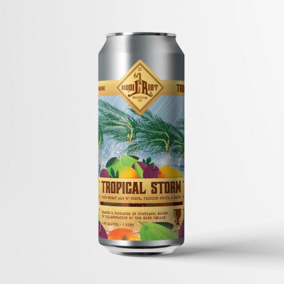 Liquid Riot – Tropical Storm