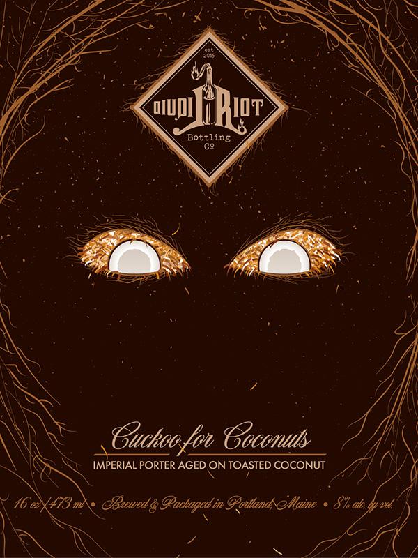 Liquid Riot – Cuckoo for Coconuts