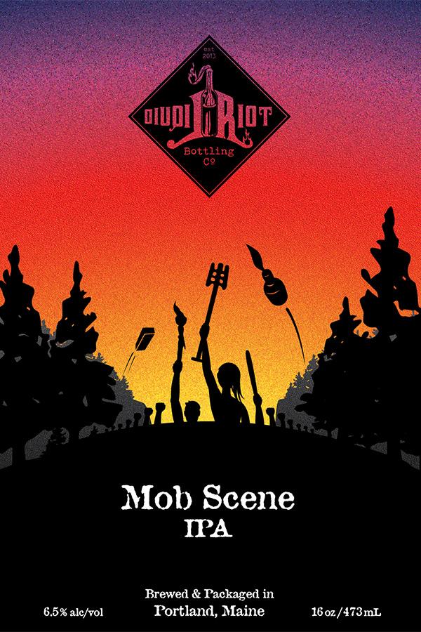 Liquid Riot – Mob Scene