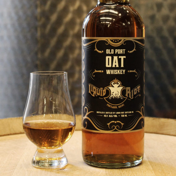 Liquid Riot Old Port Oat Whiskey