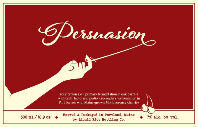 Liquid Riot – Persuasion