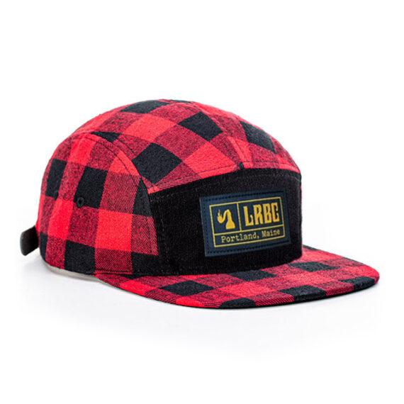 LRBC Plaid Hat
