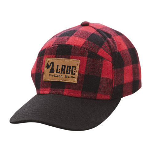 LRBC Buffalo Checkered Hat