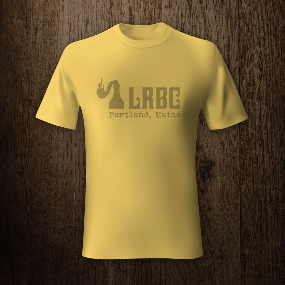 LRBC Tonal T-shirt – Blonde