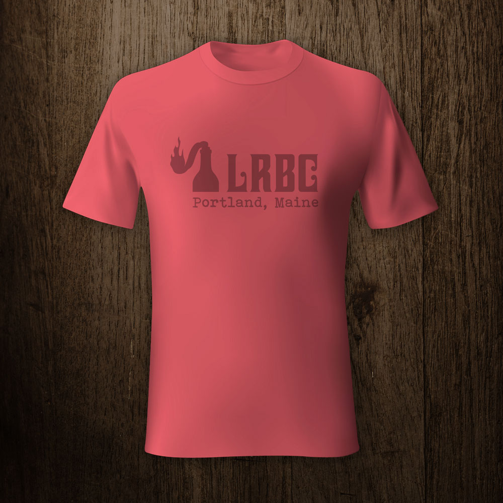 LRBC Tonal T-shirt – Guava
