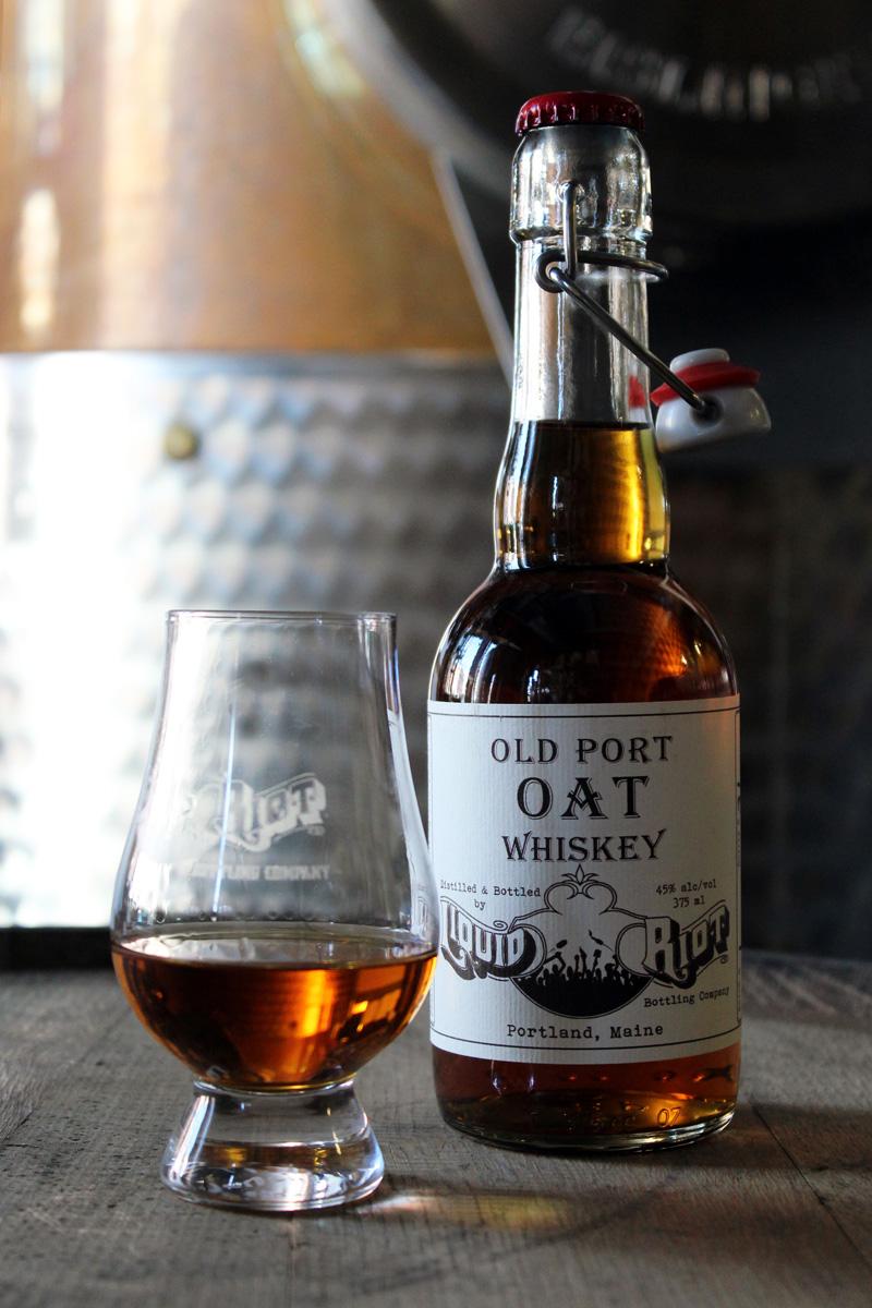 Liquid Riot Old Port Oat Whiskey