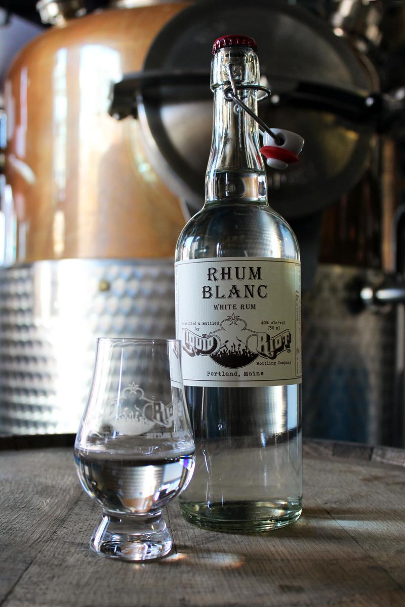 Liquid Riot Rhum Blanc