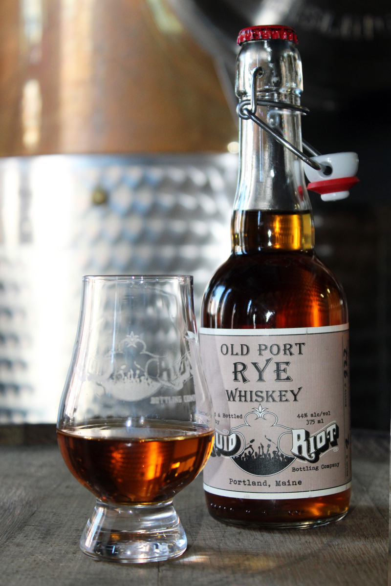 Liquid Riot Old Port Rye Whiskey