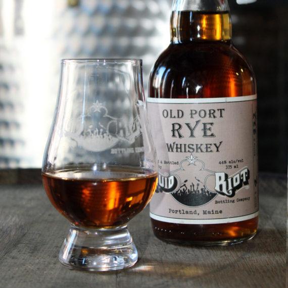 Liquid Riot Old Port Rye Whiskey