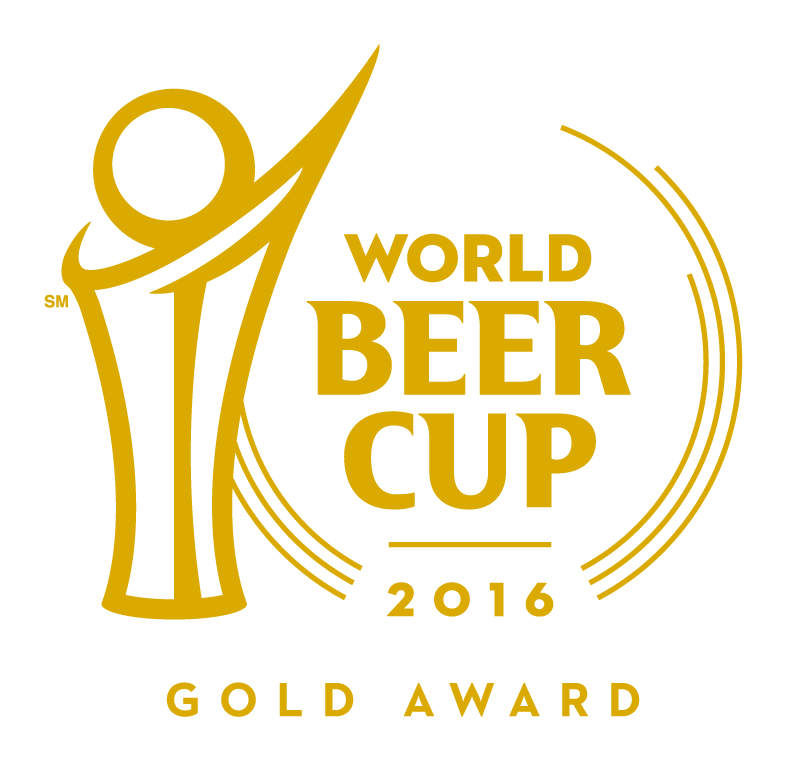 World Beer Cup – 2016 – Gold